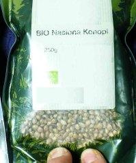 Konopie siewne nasiona Cannabis sativa seeds